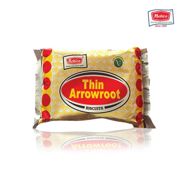 Thin Arrowroot Big Packet
