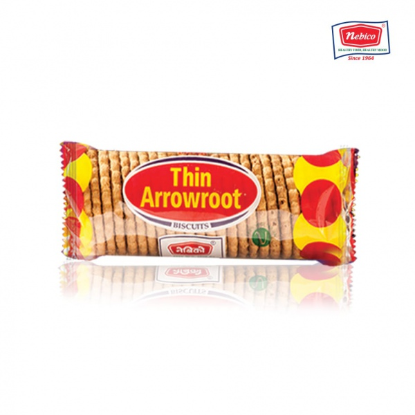 Thin Arrowroot Small